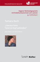 Cover Tamara Bach