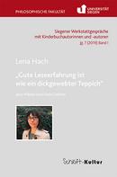 Lena Hach 1 (2019)